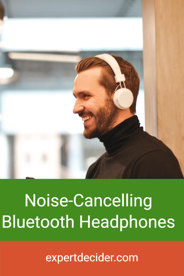 Noise-Cancelling Bluetooth Headphones