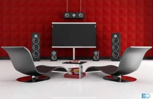4.1 Home Theater Systems